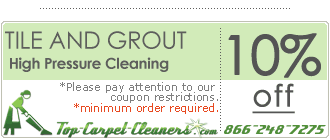 Los Angeles grout cleaning and tile cleaning in Los Angeles California
